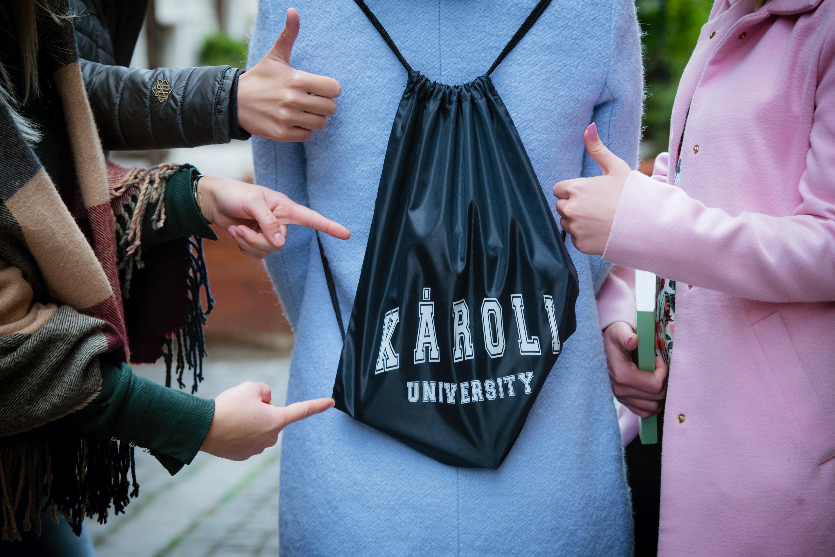 A Károli a 8. legnépszerűbb egyetem